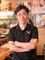 天野 寿則 氏