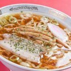 赤湯ラーメン龍上海