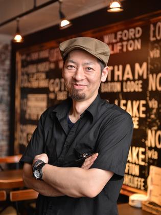 湯田 英明 氏