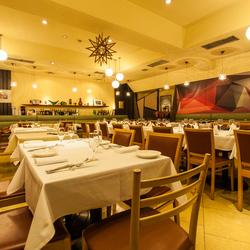 ristorante la Tenda Rossa