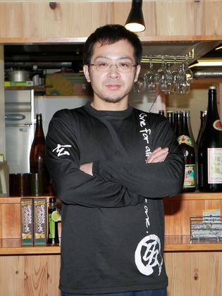 安澤 健太 氏