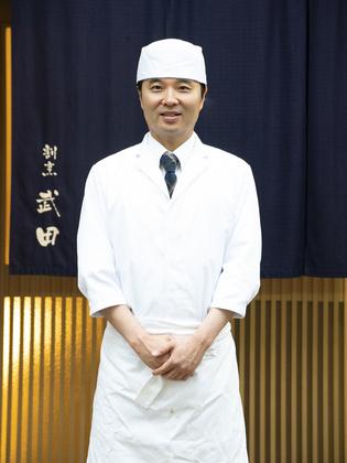 武田 英之 氏