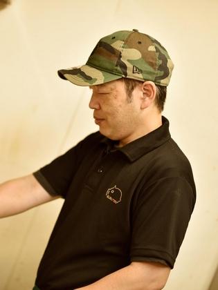 金子 博道 氏