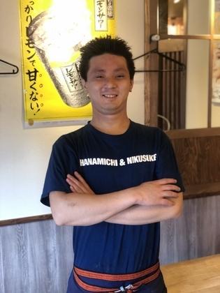 田中 涼介 氏