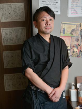 石井 健 氏