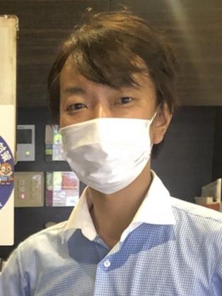 山本康司 氏