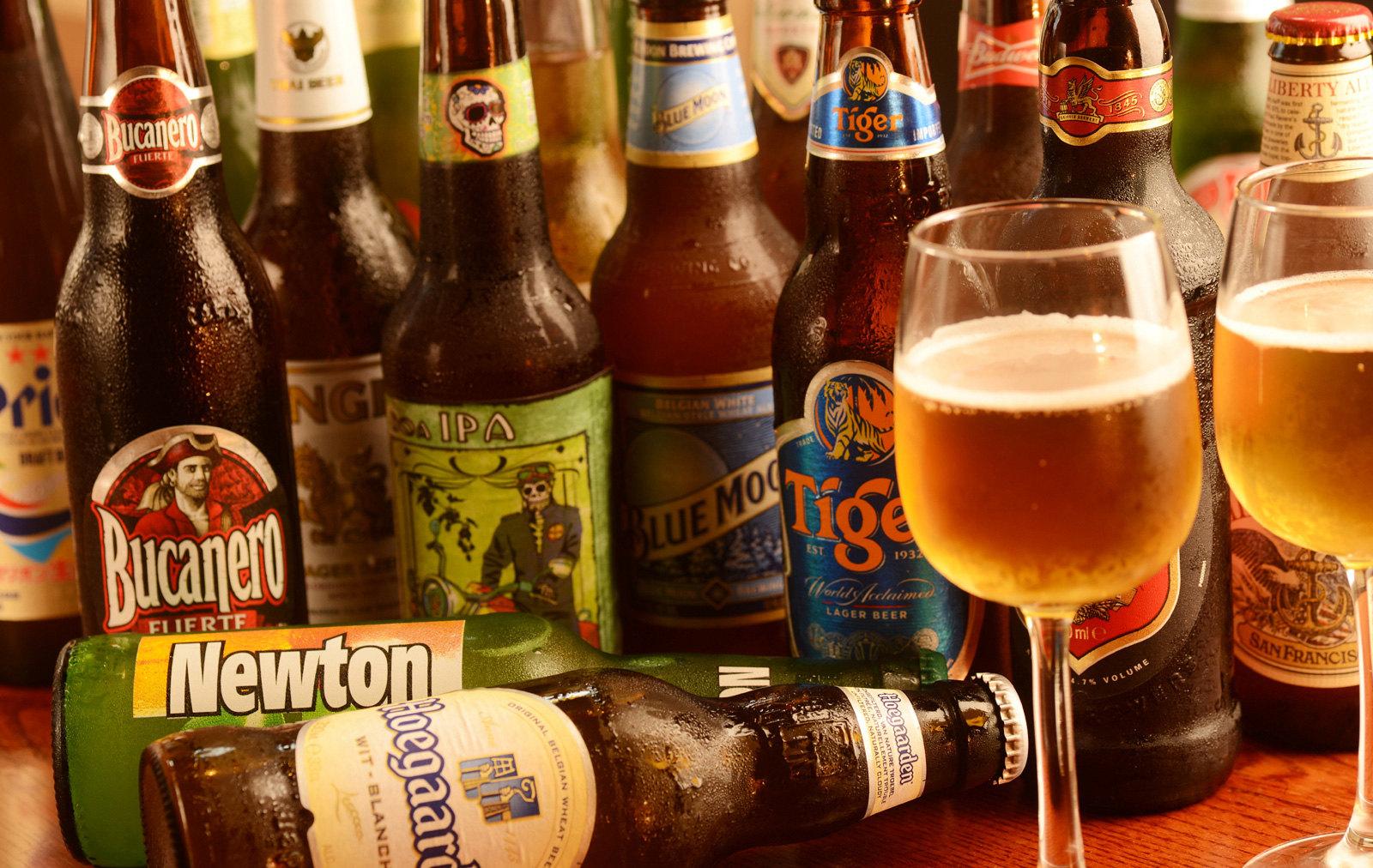 料理人たちも納得、こだわりビールの美味しいお店:東京編