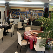 ゆったりとした雰囲気が魅力。心地よい空間で逸品料理を満喫