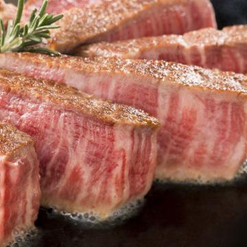ディナー◆大海◆神戸牛フィレ・サーロイン食べ比べ27100円