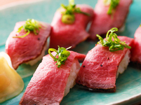 オープン記念!『炙り肉寿司食べ放題』