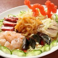 【新鮮食材&健康に◎アラカルト料理も】